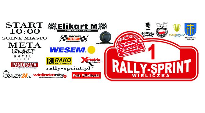 1. Wielicki Rally Sprint – połowa listy zgłoszeń już zapełniona.